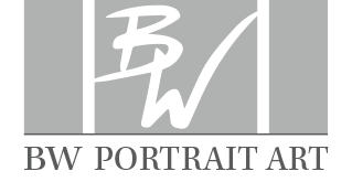 BW Portrait Art
